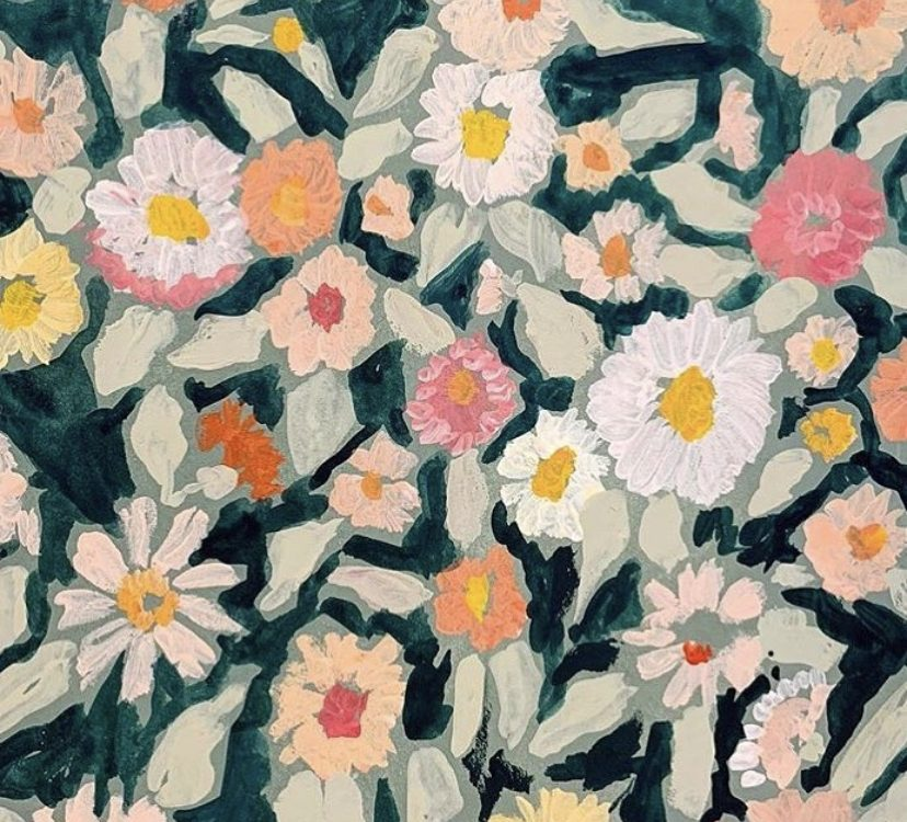 flowers-paint-greengame